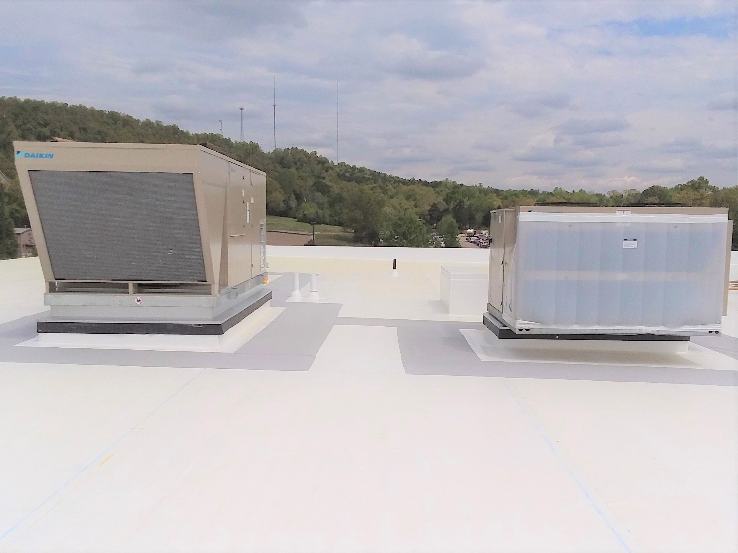 Thermoplastic Polyolefin - Meyer Roofing