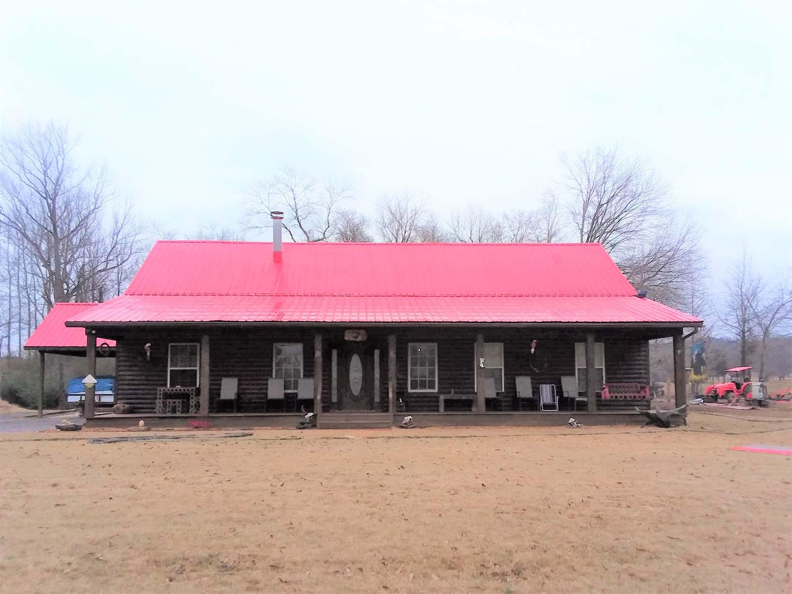 Meyer Method 380, rural farmhouse