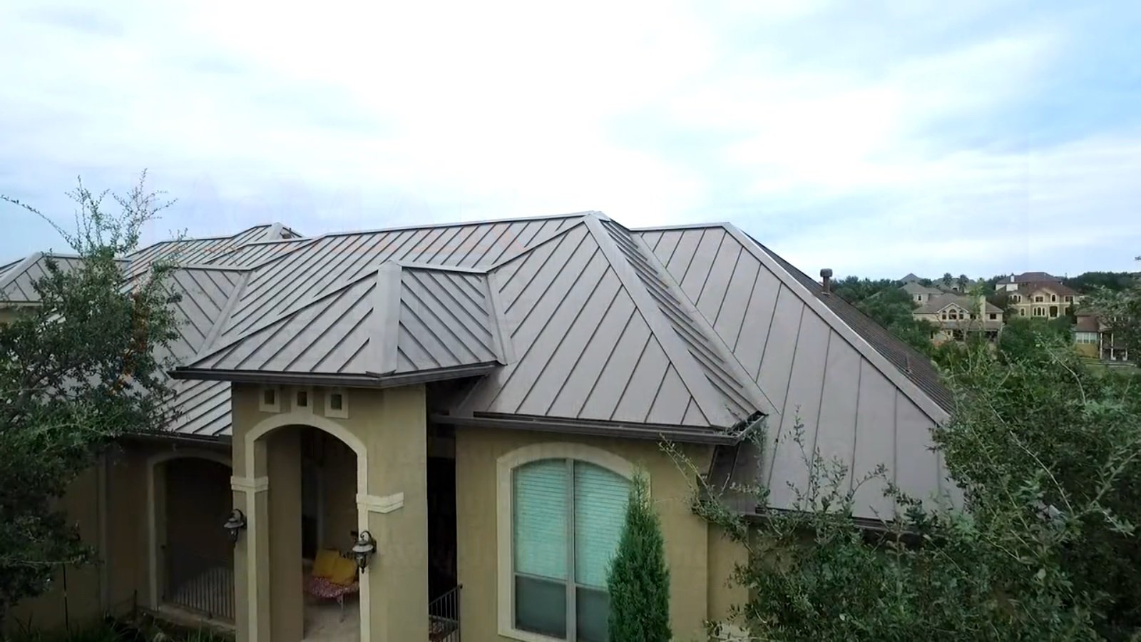 Meyer Roofing, Standing Seam Metal System
